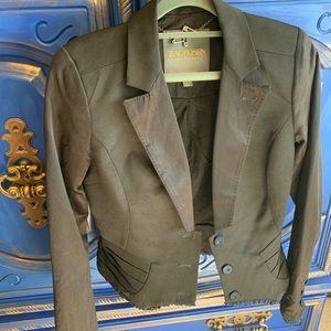 Zac Posen Target Black Blazer Suit Jacket Small